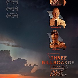Martin McDonagh - Three Billboards Outside Ebbing, Missouri