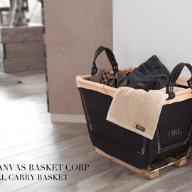 STEEL CANVAS BASKET CORP - SMALL CARRY BASKETS