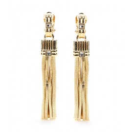 LANVIN - Clip-on earrings