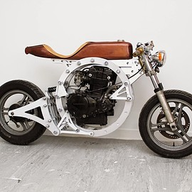 Tinker - Open Source Cafe Racer