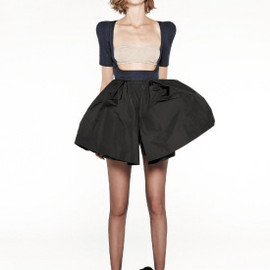 Carven Resort 2012 Sleeveless Dress