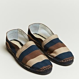 Dries Van Noten - Striped Espadrilles
