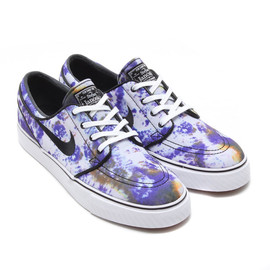 NIKE SB - NIKE ZOOM STEFAN JANOSKI PR QS WHITE/BLACK-DEEP ROYAL BLUE