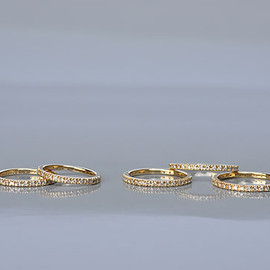 SOURCE - Diamond Full Eternity Ring