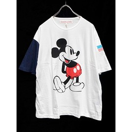 VOTE MAKE NEW CLOTHES - MICKEY BIG TEE
