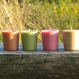 Luulla - Scents of Vermont Handpoured 2oz Votives Made in Vermont