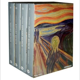 Gerd Woll (Author) - Edvard Munch: Complete Paintings (Slipcased Four-Volume Edition) (v. 1-4)