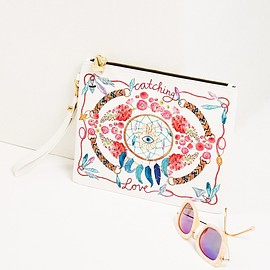 Free People - Infinite Love Clutch
