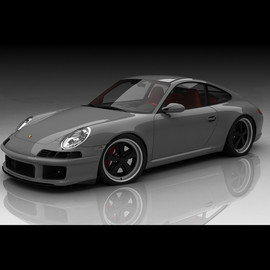 Porsche - Custom Concepts Retrospective 997 by Zolland Design