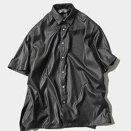 CITY - AMUNDSEN  BIG SHIRTS SHORT SLEEVE CITY