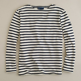 Saint James - Meridien II nautical tee