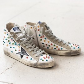 Golden Goose - Leather sneakers