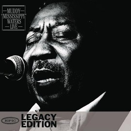 MUDDY WATERS, マディ・ウォーターズ - MUDDY MISSISSIPPI WATERS LIVE
