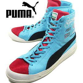 PUMA - RP-43 RIBBON RED/BLACK/WHIPER WHITE