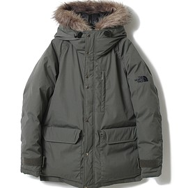 THE NORTH FACE PURPLE LABEL for Pilgrim Surf+Supply - 65/35 SEROW DOWN JACKET