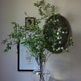bridal wreath bouquet