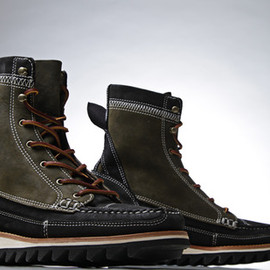 CONVERSE - Converse Chuck Taylor Made Maine Guide Boots