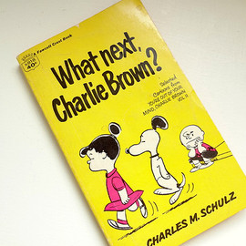 Charles M. Schulz - what next charlie brown?