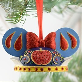 Disney - Snow White Ear Hat Ornament