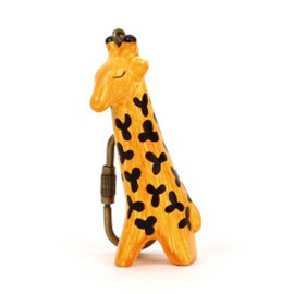 Lisa Larson - Keyholder Animal Series Giraffe