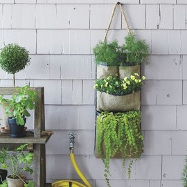 west elm - BAG PLANTER - HANGING