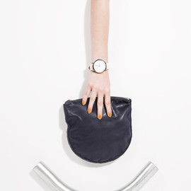 BAGGU - Baggu Medium Leather Pouch