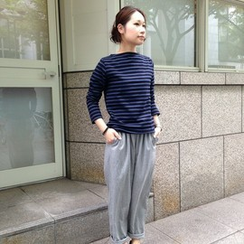 BEAUTY&YOUTH UNITED ARROWS - Bshop 神戸本店|KANEさんのパンツ「【GALLEGO DESPORTES】ELASTIC BELT PANTS SIDE POCKETS」を使ったコーディネート