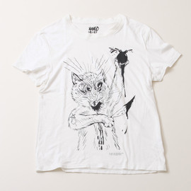 UNKOWN AND UNDERRTED TEE