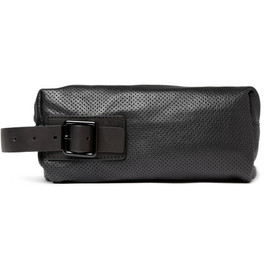 Marc Jacobs - Marc by Marc Jacobs?Perforated Leather Wash Bag