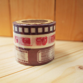 Luulla - Masking Tape, Camera, Pink