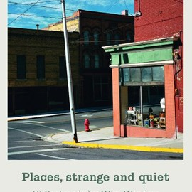 Wim Wenders - Places, strange and quiet 12 postcards in a set