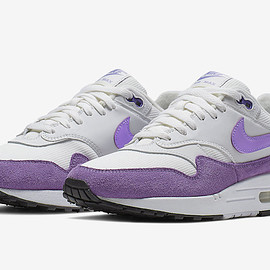 NIKE - Air Max 1 - Summit White/Atomic Violet/Black