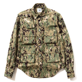 Mark McNairy - Digi Camo Multi Pocket Shirt