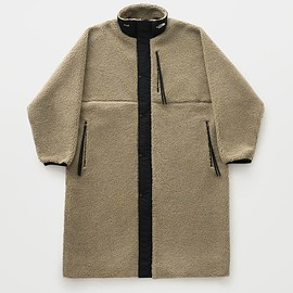 THE NORTH FACE × HYKE - Tec Boa Coat