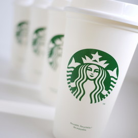 STARBUCKS - $1 Reusable plastic cup