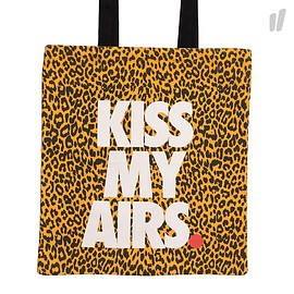 Nike, Overkill - Kiss My Airs Tote - Leopard
