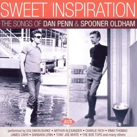 Various Artists - Sweet Inspiration: the Songs of Dan Penn and Spooner Oldham