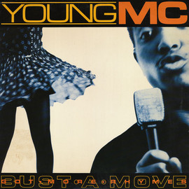 """Young MC - Bust A Move / Got More Rhymes (12"""")"""