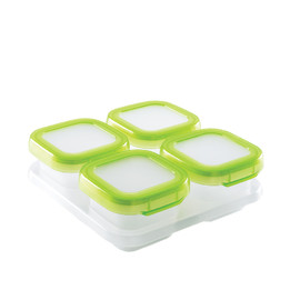 OXO - BABY BLOCKS FREEZER STORAGE CONTAINERS - 4 OZ