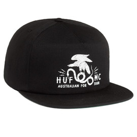 Monster Children, HUF - MC X HUF AFT SNAPBACK