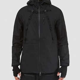 NIKE, Matthew M. Williams - Windbreaker With Half Mask - Black