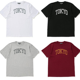 SARU APPLIQUE Tee[Web Limited]
