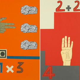 Nathalie du Pasquier - Counting