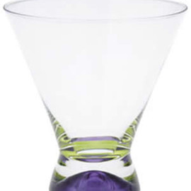DANSK - Spectra Cocktail glass (Purple)