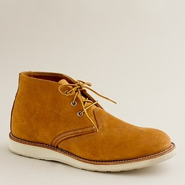 J.Crew - Red Wing® work chukka boots