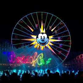 Disney Show - World Of Color