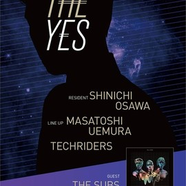 "Shinichi Osawa - DJ mix for 8th Mar ""THE YES"" at WOMB TOKYO Guest THE SUBS"