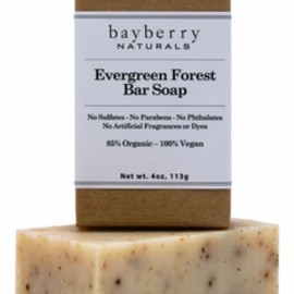 bayberry - Evergreen Forest Bar Soap