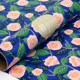 Clap Clap - Camellia Wrapping Paper