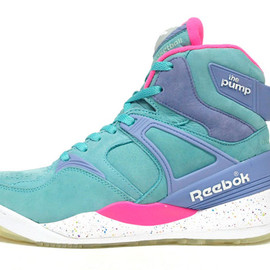 "Reebok - THE PUMP ""ELECTRIC CITY"" ""mita sneakers"" ""THE PUMP 25th ANNIVERSARY"""